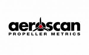 Aeroscan Propeller Metrics logo