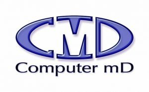 Computer mD logo