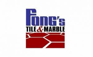Fong's Tile & Marble logo